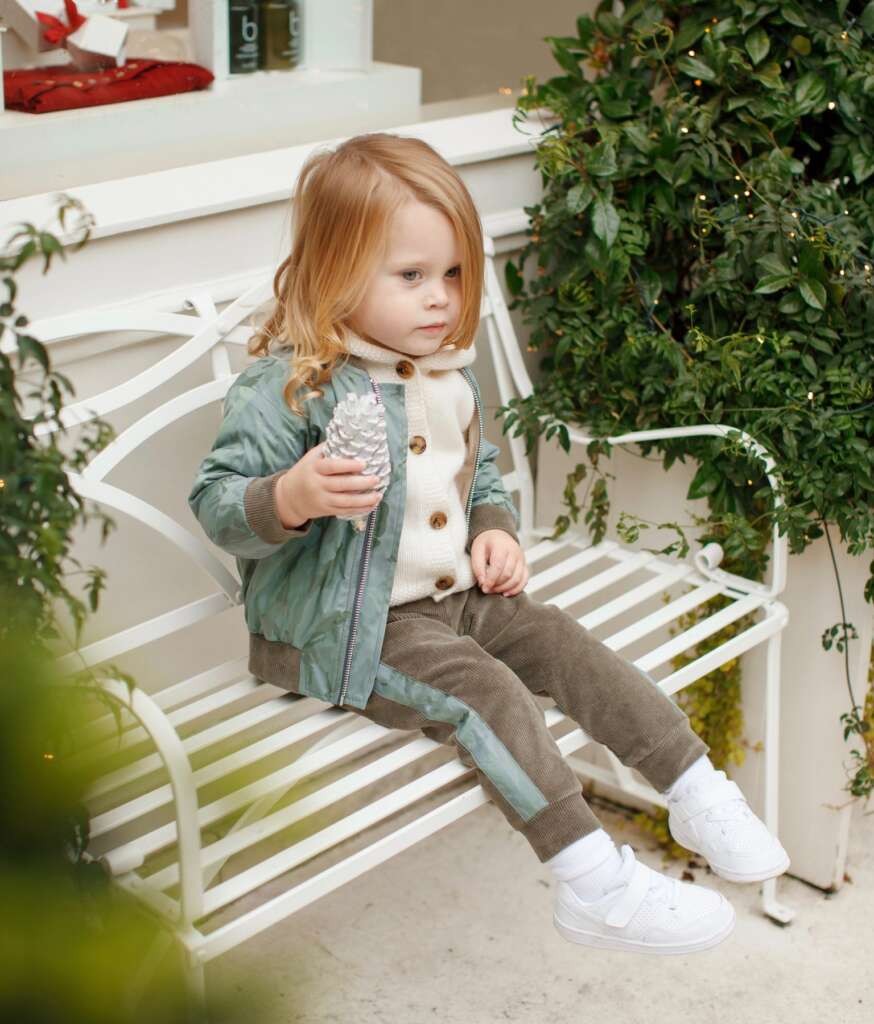 Toddler Modeling