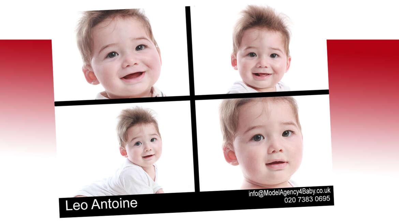 Baby Headshots