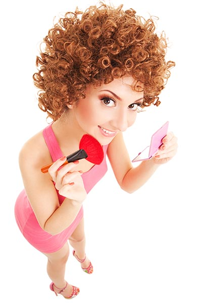 Makeup for Headshots